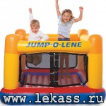 "�������� ����� - ����� ""Playhouse Jump-o-Lene"" intex 48260"
