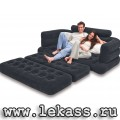 "�������� �����-����������� ""Pull-Out Sofa"" 5-in-1 193x231x71 �� intex 68566"